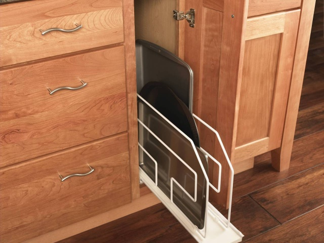 Wire Tray Divider Roll-Out