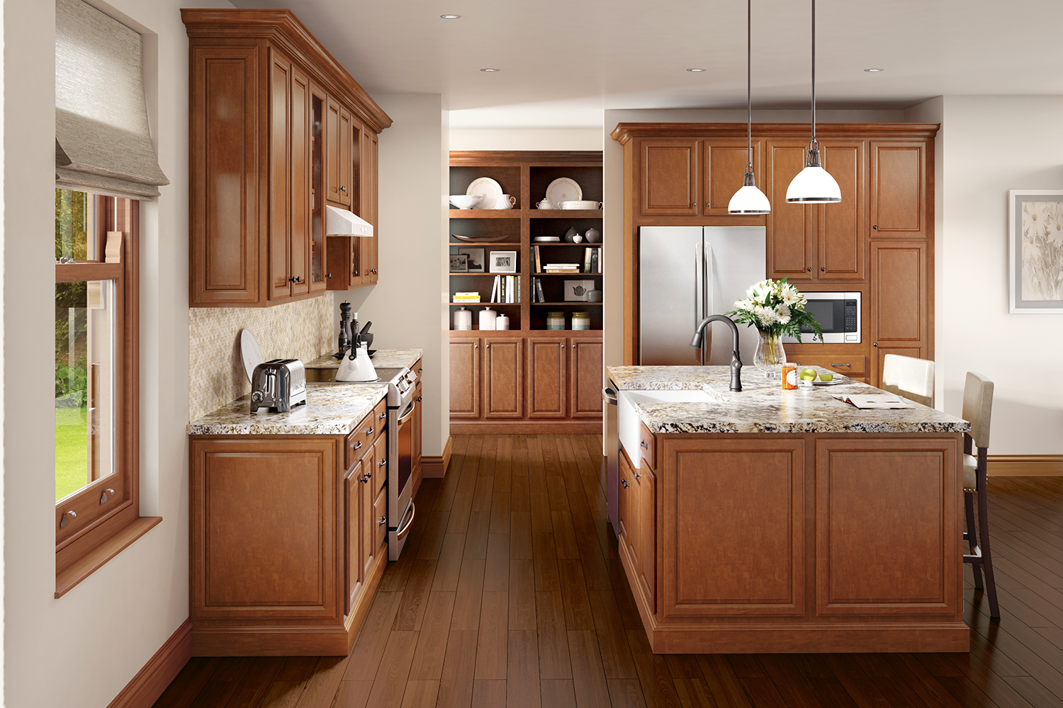 Harborview Quality Cabinets Great American Kitchen
