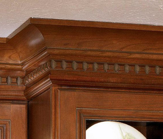 Decorative Trim Kitchen Cabinets: Decorative Accents