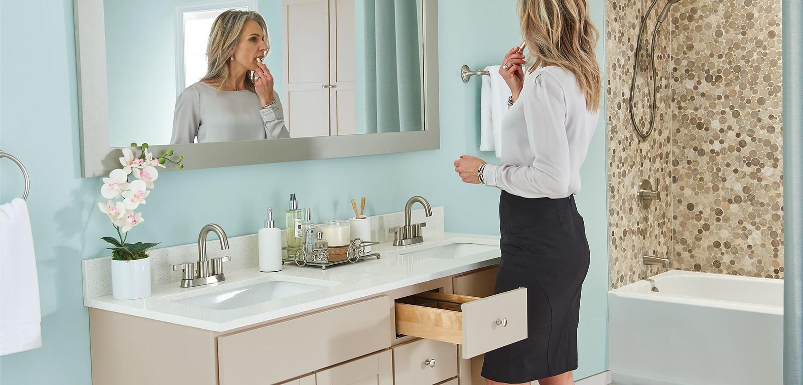 ELLIOT Wolf Signature Cabinetry | Kitchen Bathroom Cabinets Brands ...